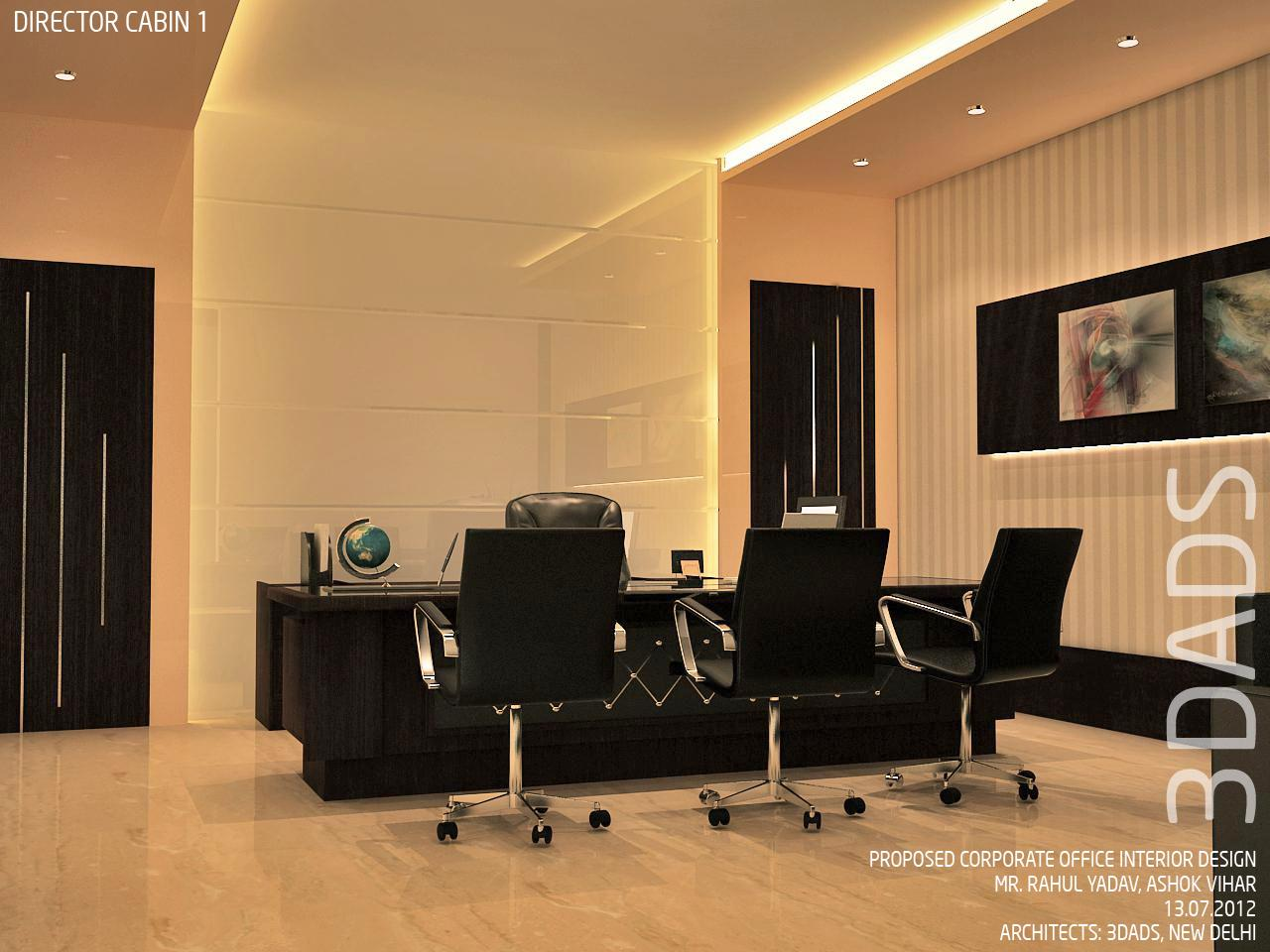 3da Gallery For Office And Residence